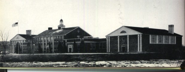 Old Wayland High School