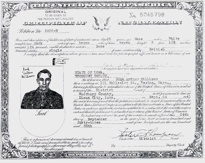 Guide to Naturalization Records
